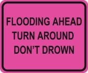 image of flooding sign