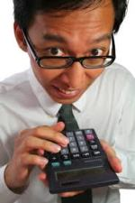 image of accountant funny guy