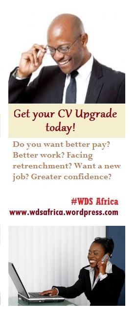 image WDS Africa CV Upgrade