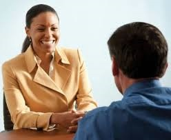 image of interviewing lady confident b