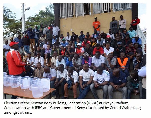 WDS KBBF Elections Governance